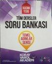 Koray Varol TEOG Kasım Tüm Dersler Soru Bankası Temel Adımlar Serisi