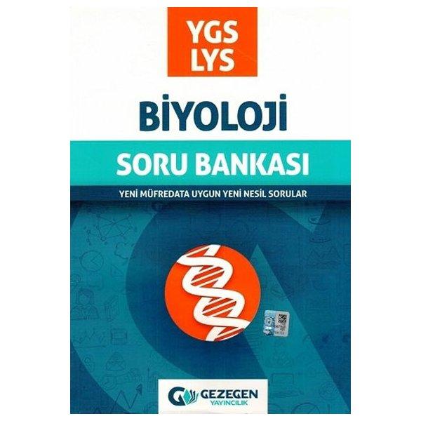 YGS LYS Biyoloji Soru Bankası Gezegen Yayınları