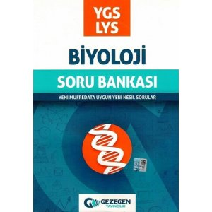 YGS LYS Biyoloji Soru Bankas� Gezegen Yay�nlar�