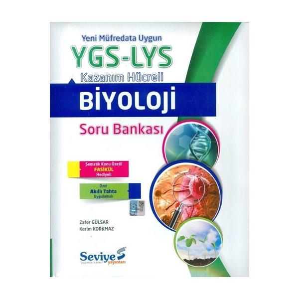 YGS LYS Kazanım Hücreli Biyoloji Soru Bankası Seviye Yayınları
