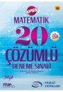 2017 KPSS Matematik Çözümlü 20 Deneme Sınavı Murat Yayınları