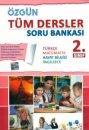 2. Sınıf Tüm Dersler Soru Bankası Özgün Yayınları