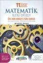 11.Sınıf Matematik İleri Düzey Özel Ders Konseptli Soru Bankası Okyanus Yayınları