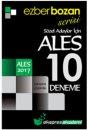 2017 ALES Sözel Adaylar İçin Tamamı Çözümlü 10 Deneme Ekspres Akademi