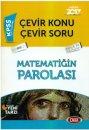 2017 KPSS Matematiğin Parolası Çevir Konu Çevir Soru Data Yayınları