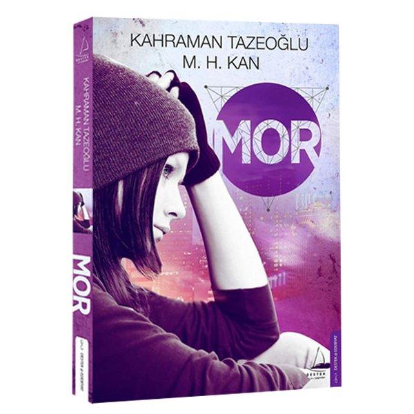 Mor Kahraman Tazeoğlu Destek Yayınları