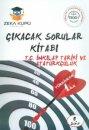 8. Sınıf TEOG 1 T.C İnkılap Tarihi ve Atatürkçülük Çıkacak Sorular Kitabı Zeka Küpü Yayınları