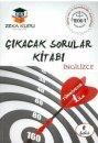 8. Sınıf TEOG 1 İngilizce Çıkacak Sorular Kitabı Zeka Küpü Yayınları