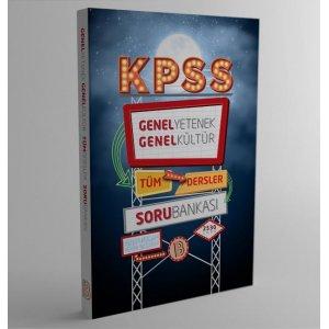 2017 KPSS Genel Yetenek Genel Kültür Tüm Dersler Soru Bankası Benim Hocam Yayınları