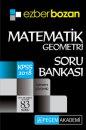 2018 KPSS Matematik Geometri Ezberbozan Tamamı Çözümlü Soru Bankası Pegem Akademi