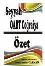 Seyyah ÖABT Coğrafya Özet Kitabı Muhammet Carman