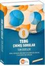 8. Sınıf TEOG Tüm Dersler Çıkmış Sınav Soruları Kida Eğitim Yayınları