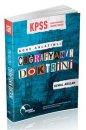 Doktrin Yayınları 2017 KPSS Coğrafyanın Doktrini Konu Anlatımlı Kitap