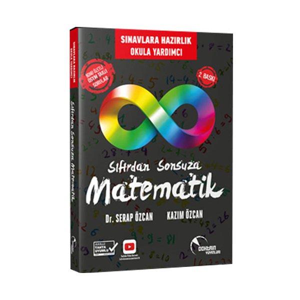 TYT Sıfırdan Sonsuza Matematik Konu Özetli Kitap Doktrin Yayınları