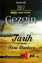 Yargı Yayınları 2017 KPSS Genel Kültür Gezgin Tarih Tamamı Çözümlü Soru Bankası