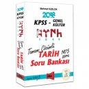 2018 KPSS Genel Kültür Türk Tarih 1475 Soru Tamamı Çözümlü Soru Bankası Yargı Yayınları
