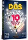 2017 DGS Çözümlü 10 Deneme Beyaz Kalem Yayınları