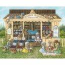 Anatolian Puzzle Ayıcığın Kır Dükkanı 260 Parça Puzzle