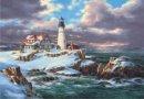 Anatolian Puzzle 260 Parça Portland Deniz Feneri 3303