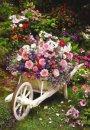 Anatolian Puzzle 260 Parça Bahçe Çiçekleri 3311