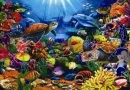 Anatolian Puzzle 260 Parça Denizin Güzelliği 3312