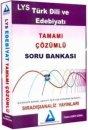Sıradışıanaliz LYS Türk Dili ve Edebiyatı Tamamı Çözümlü Soru Bankası