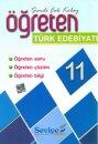11. Sınıf Türk Edebiyatı Öğreten Konu Anlatımlı Seviye Yayınları
