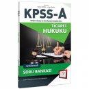 KPSS A Grubu Ticaret Hukuku Açıklamalı Soru Bankası 657 Yayınları