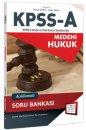 2018 KPSS A Grubu Medeni Hukuk Açıklamalı Soru Bankası 657 Yayınları