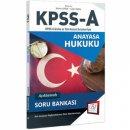 2018 KPSS A Grubu Anayasa Hukuku Açıklamalı Soru Bankası 657 Yayınları
