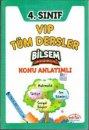 Editör Yayınları 4. Sınıf VIP Tüm Dersler Konu Anlatımlı
