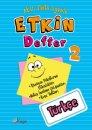 Kaya Yayınları 2.Sınıf  Türkçe Etkin Defter