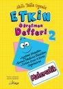Kaya Yayınları 2.Sınıf  Matematik Etkin Defter