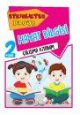 Kaya Yayınları  2.Sınıf Etkinlikten Bilgiye Hayat Bilgisi