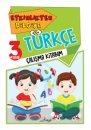 Kaya Yayınları  3.Sınıf Etkinlikten Bilgiye Türkçe