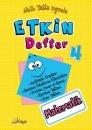 Kaya Yayınları  4.Sınıf Etkin Defter Matematik