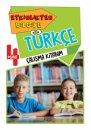 Kaya Yayınları  4.Sınıf Etkinlikten Bilgiye Türkçe