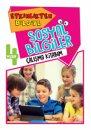 Kaya Yayınları  4.Sınıf Etkinlikten Bilgiye Sosyal Bilgiler