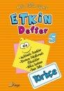 Kaya Yayınları 5.Sınıf Türkçe Etkin Defter