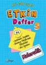 Kaya Yayınları 5.Sınıf Matematik Etkin Defter