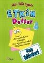 Kaya Yayınları 8.Sınıf Fen Bilimleri Etkin Defter