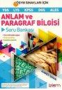 Anlam ve Paragraf Bilgisi Soru Bankası İzlem Yayınları