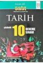 2017 ÖABT Tarih Öğretmenliği Çözümlü 10 Deneme Sınavı Yargı Yayınları