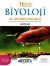 Okyanus 11.Sınıf Biyoloji Özel Ders Konseptli Soru Bankası