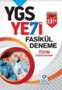 YGS Çıkmış Sorular 7 Fasikül Deneme Örnek Akademi Yayınları