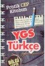 YGS Türkçe Pratik Cep Kitabı Örnek Akademi Yayınları *