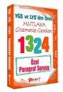 YGS ve LYS den Önce Mutlaka Çözmeniz Gereken 1324 Özel Paragraf Sorusu Dahi Adam Yayınları