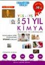 Akıllı Adam YGS LYS Kimya 51 Yıl Çıkmış Soruları ve Çözümleri