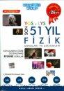 Akıllı Adam YGS LYS Fizik 51 Yıl Çıkmış Soruları ve Çözümleri
