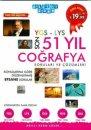 Akıllı Adam YGS LYS Coğrafya 51 Yıl Çıkmış Soruları ve Çözümleri